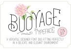 Buoayage [2 Fonts] | The Fonts Master