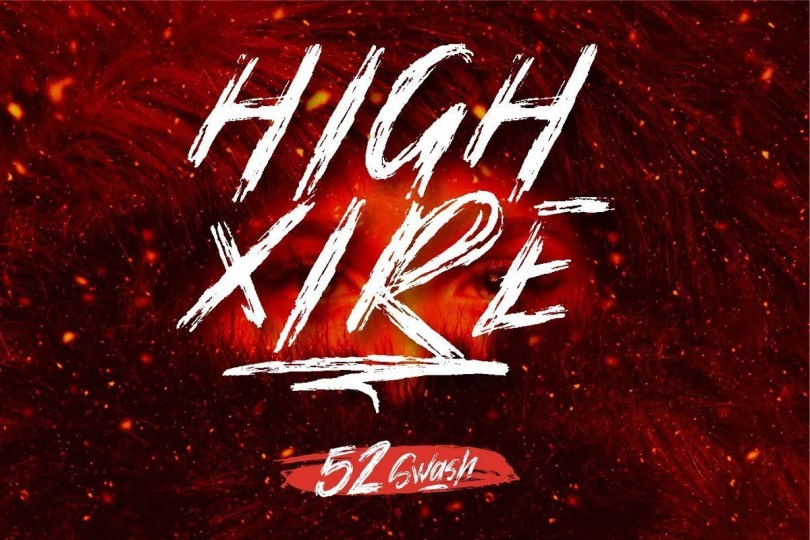 High Xire [2 Fonts] | The Fonts Master