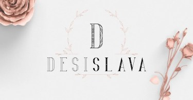 Desislava [5 Fonts] | The Fonts Master