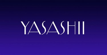 Yasashii [4 Fonts] | The Fonts Master