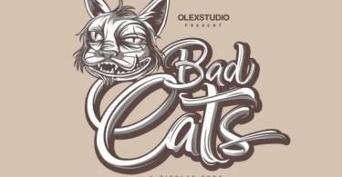 Bad Cats [1 Font]