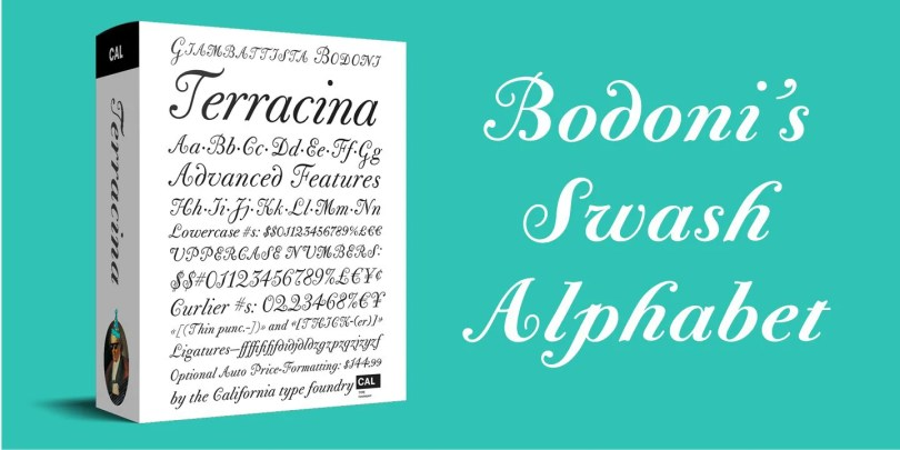 Cal Bodoni Terracina Super Family [6 Fonts] | The Fonts Master