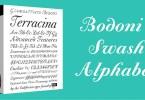 Cal Bodoni Terracina Super Family [6 Fonts] | The Fonts Master