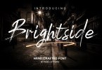 Brightside [2 Fonts] | The Fonts Master