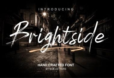 Brightside [2 Fonts]