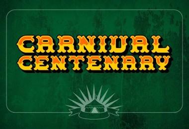 Carnival Centenary [2 Fonts]