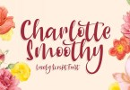 Charlotte Smoothy [1 Font] | The Fonts Master