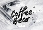 Coffee Bear [1 Font] | The Fonts Master