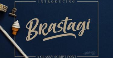 Brastagi [1 Font]