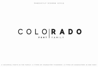 Colorado [2 Fonts]