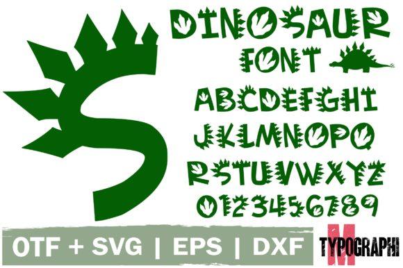 Dinosaur [1 Font] | The Fonts Master