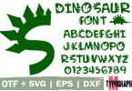 Dinosaur [1 Font] | The Fonts Master
