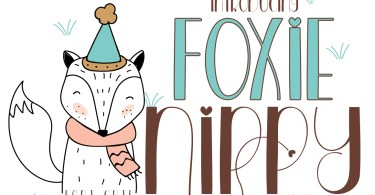 Foxie Nippy [1 Font] | The Fonts Master