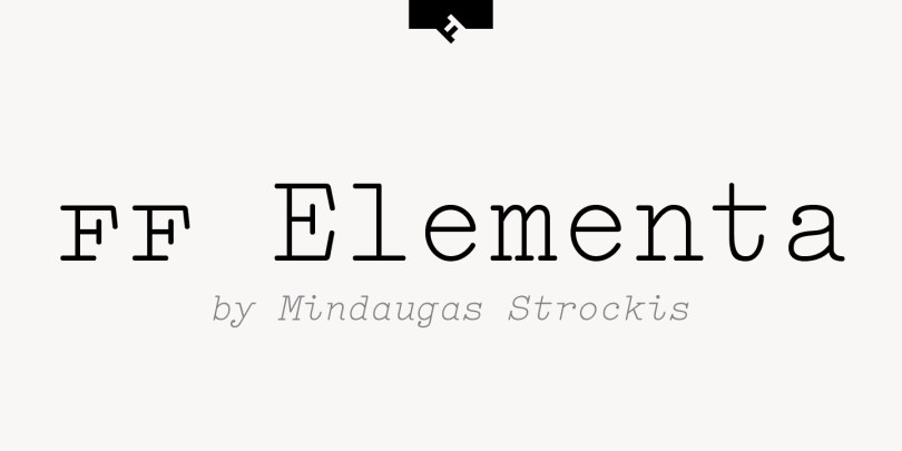 Ff Elementa Super Family [20 Fonts] | The Fonts Master