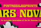 Ars Nova [1 Font] | The Fonts Master