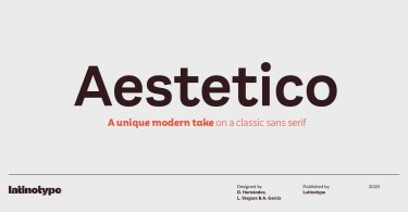 Aestetico Super Family [54 Fonts] | The Fonts Master