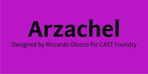 Arzachel Super Family [8 Fonts] | The Fonts Master