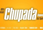 Chupada [10 Fonts] | The Fonts Master