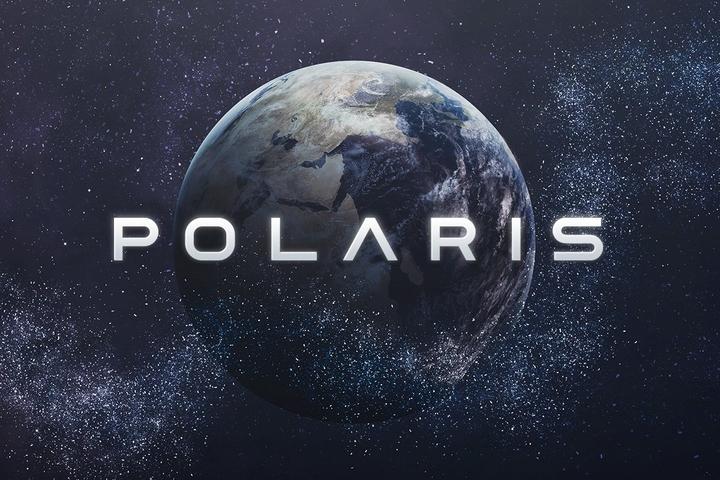 Polaris [1 Font] | The Fonts Master