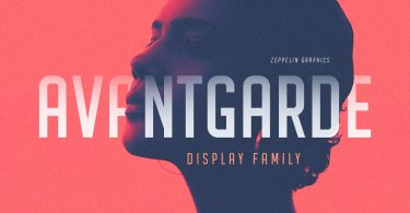 Avantgarde [10 Fonts] | The Fonts Master