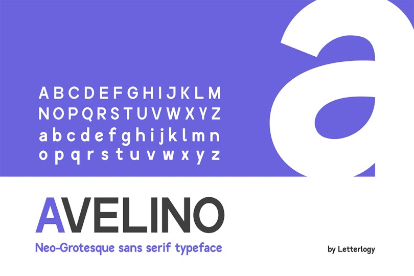 Avelino Std [7 Fonts] | The Fonts Master