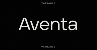 Aventa [18 Fonts] | The Fonts Master