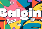 Balgin Super Family [51 Fonts] | The Fonts Master