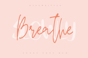 Breathe Slowly