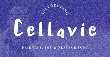 Cellavie [1 Font] | The Fonts Master
