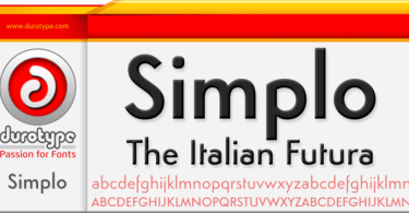 Simplo Super Family [16 Fonts] | The Fonts Master