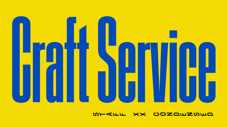 Staff Xx Condensed Super Family [12 Fonts] | The Fonts Master