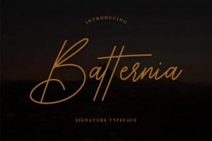 Batternia