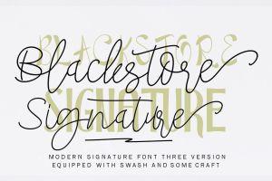 Blackstore Signature
