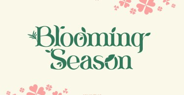 Blooming Season [2 Fonts] | The Fonts Master