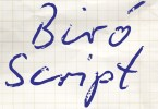 Biro Script Plus Super Family [6 Fonts] | The Fonts Master