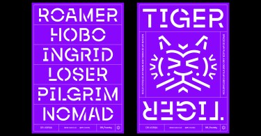 Dr-Vorga [2 Fonts] | The Fonts Master