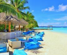 Beach Bar Maldives