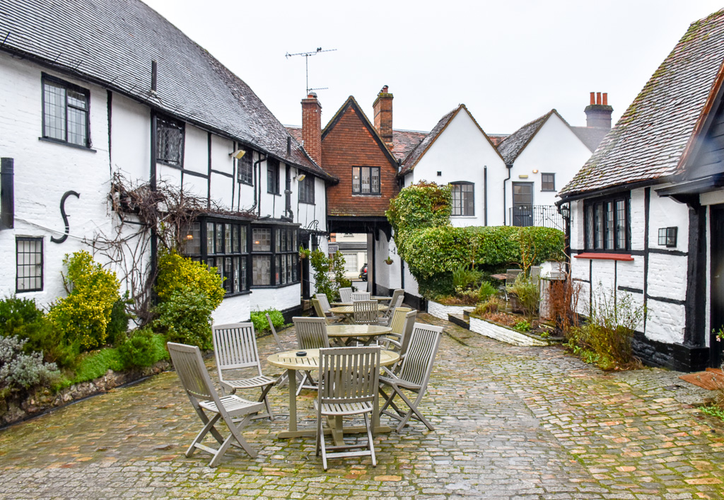 The Crown Inn Hotel Review Old Amersham S Thoroughly Modern