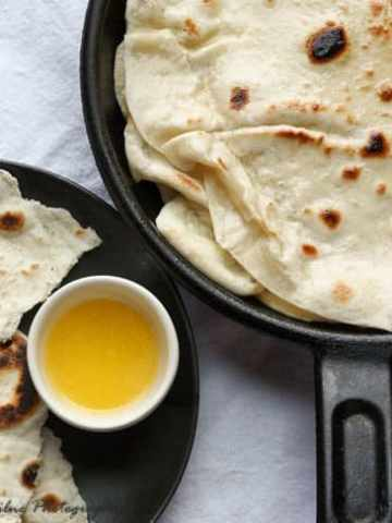 Naan Bread Recipe from Scratch