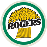 Logo of Rogers Foods