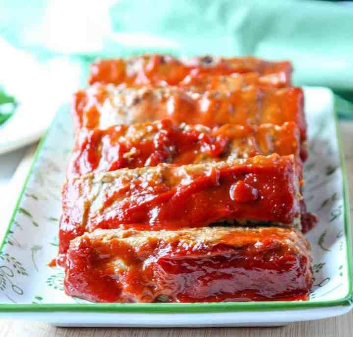 Turkey Cauliflower Meatloaf