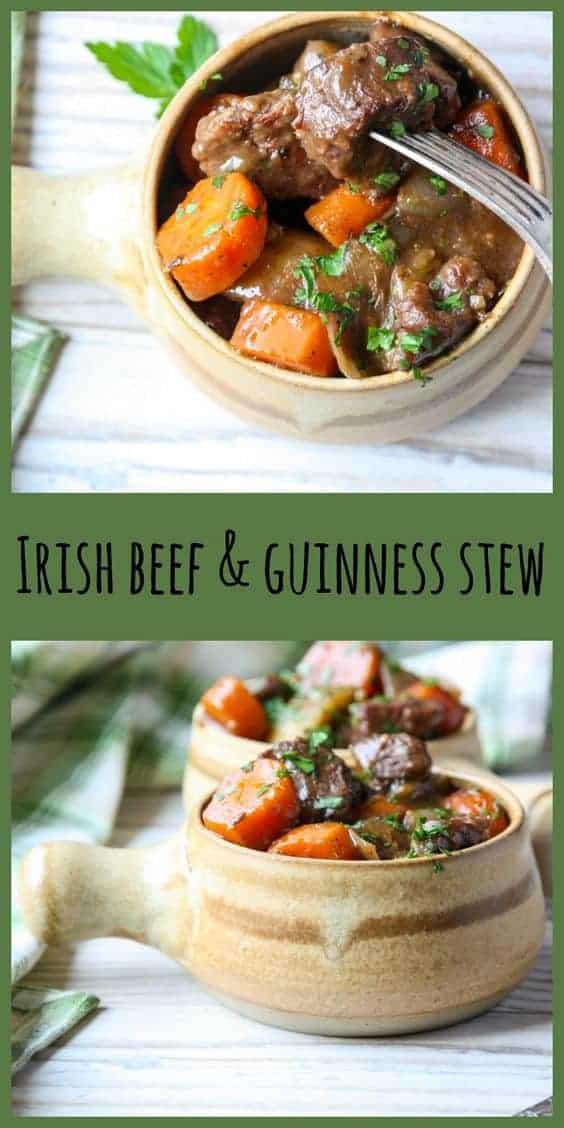 Irish Beef & Guinness Stew