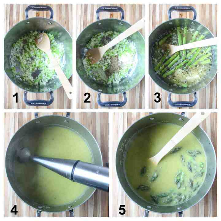 The steps to making this recipe.