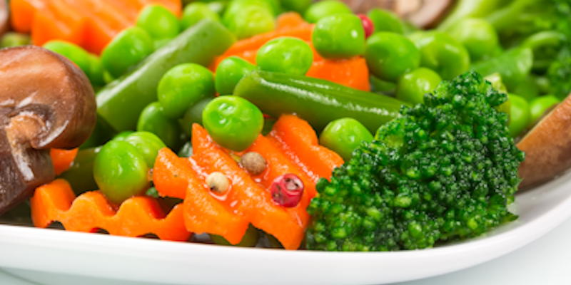 Seven Tasty Veggies High in Protein  The Food Cop