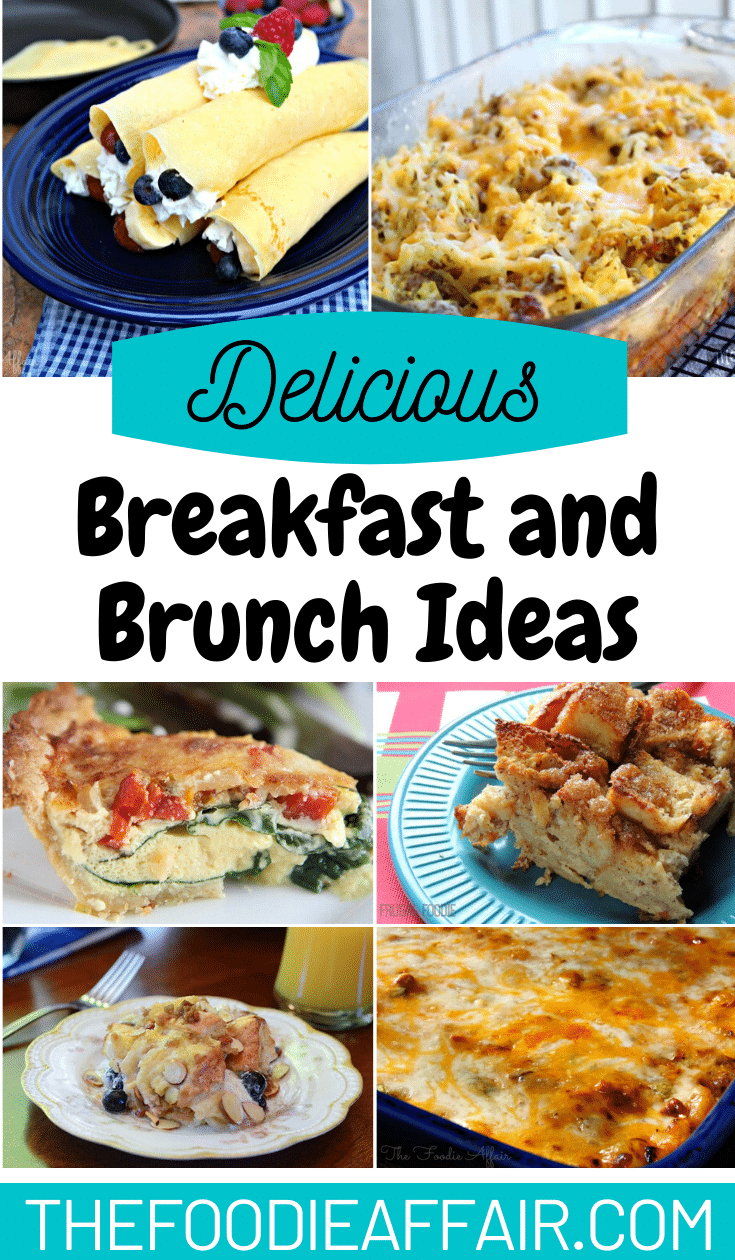 Easy Breakfast Ideas From Savor to Sweet Recipes | The ...