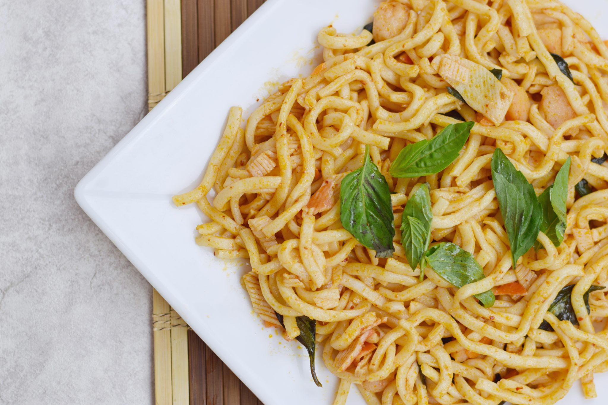 Seafood Udon Recipe | Seafood Udon Noodles | Foodie Luv