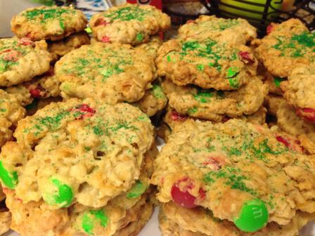 Ranger Cookie Recipe