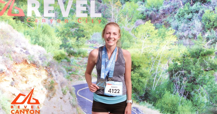 RECAP: Revel Canyon City Half Marathon 2016