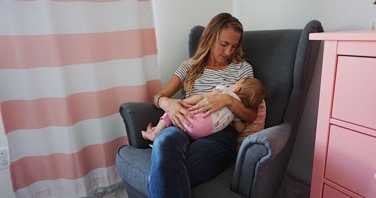 Breastfeeding and Running