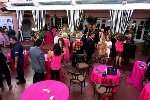 It Was Haute, Hot and Happening at the Pink Lady!